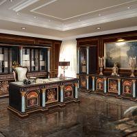 Ofis mobilyaları klasik mobilya tasarım marküteri elişçiliği