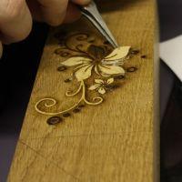 El işçiliği mobilya dekorasyon marküteri aşap kakmacılık