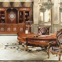 Ofis mobilyaları makam odası ahşap dekorasyon